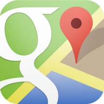 05611190 photo logo google maps pour ios 212x213